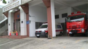 消防員吃完中餐發燒又上吐下瀉!台東消防隊封鎖消毒