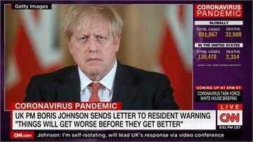 二戰以來首次!英國進入全國緊急狀態 估疫情還要燒半年