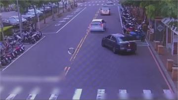 雙方互看不順眼撂人尋仇 找嘸人砸車「棍棒被打斷」