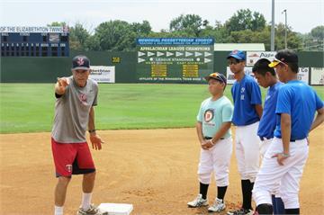 美國棒球夏令營 雙人成行省1萬