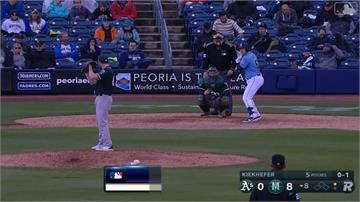 MLB/沒上過大聯盟獲6年7.3億長約!水手懷特史上第四人