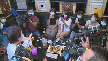 防疫繃緊神經!台中5大場所強制戴口罩 盧秀燕帶隊宣導