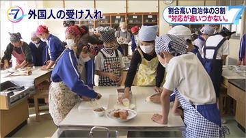日本擬擴大引進外勞 學校語言經費暴增