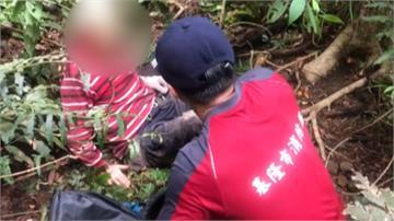 找到了!八旬翁與妻上山採筍失蹤 困山區30小時獲救
