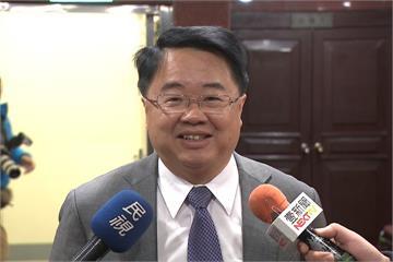快訊/「支持黨的考量」 吳秉叡宣布退出新北市長選舉