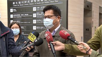 快新聞/證實觀光局長調職! 林佳龍談「國家警報」籲:大家攜手度過疫情