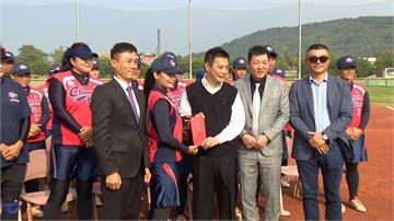 台灣女子壘球備戰 全力爭取東京奧運門票