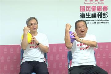 高齡長者防跌倒 增加肌力首要目標