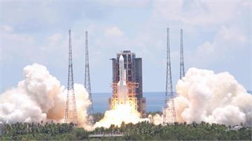 全球/趕得上美國?中國探測火星「天問一號」升空