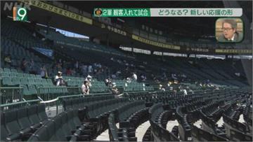 日阪神甲子園開打 球迷觀賽限制多多