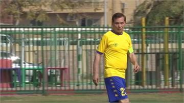 埃及75歲阿公創紀錄!成史上最老進球職業足球員