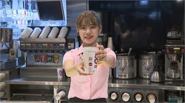 麥當勞響應減塑政策 推出「免吸管杯蓋」就口喝