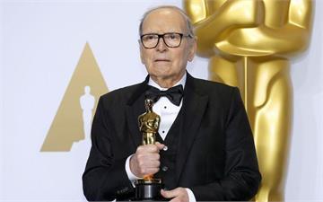 傳奇電影配樂大師病逝羅馬 莫利克奈享耆壽91歲