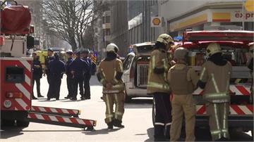 比利時歐盟總部傳炸彈威脅 警方證實虛驚一場