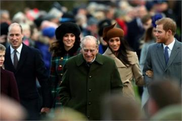 打破傳統! 準王妃梅根與英王室共同彌撒