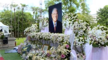 台灣社等社團 齊悼前總統李登輝