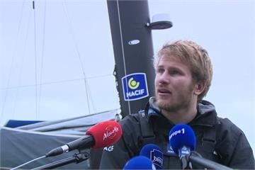 單人駕帆船環遊世界 僅花42天創紀錄