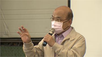 國台辦稱台灣通報世衛是假議題 蘇貞昌:騙不了台灣人