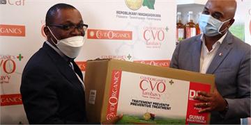 馬達加斯加喝茶防疫 世衛警告無特效藥