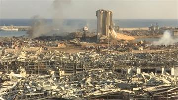 全球/黎巴嫩貝魯特末日級爆炸 主因政府貪污失能?
