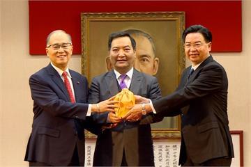 吳釗燮接棒外交部長  李大維稱讚「無縫接軌」