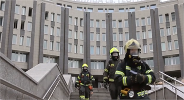 疑似呼吸器故障釀火災 俄羅斯醫院至少5名武肺患者喪命