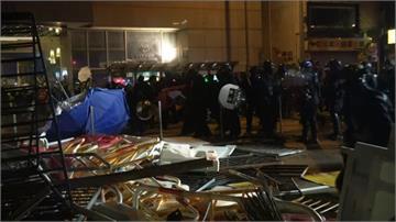全球/林鄭月娥將宣布香港戒嚴?港警30小時抓8人上演白色恐怖