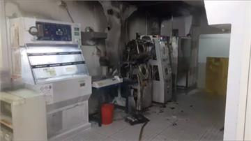 光電廠火警後漆廠又悶燒 消防隊疲於奔命
