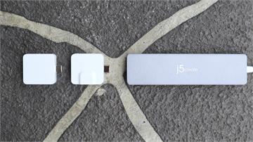 3C/10Gbps 的 USB-C hub!開箱 j5create JCD375 USB3.2 Gen2