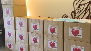 響應呂若瑟神父送愛到義大利 扶輪社捐2000件防護衣