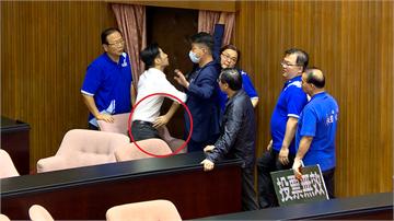 快新聞/外媒爭相報導林昶佐遭「強摸褲袋」 陳玉珍:應該來訪問我!