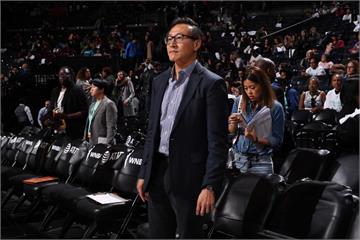 NBA第一位台灣老闆!蔡崇信以23.5億美元收購籃網全部股份