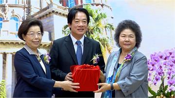 今正式接任監察院長、人權委員會主委  陳菊:好像回到從政初衷