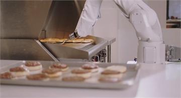 機器人做餐點減少接觸 疫情期間特別搶手