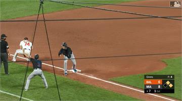 MLB/馬林魚、運動家分區領先 縮水球季弱隊翻身機會來了