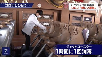 搭雲霄飛車不能尖叫?大阪環球影城重啟防疫太逼人