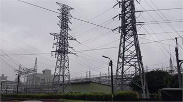 基隆八堵變電所設備故障 一度影響逾40萬戶停電
