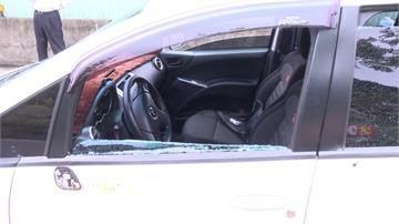 毒犯倒車撞警遭開22槍 中3槍逃亡仍被逮