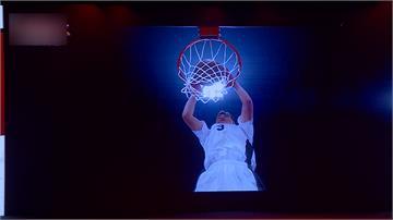 蕭敬騰代言一圓灌籃夢!自曝球場性格像這三位籃球高手