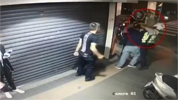 好心勸架爆推擠 女警獲報處理無辜挨打