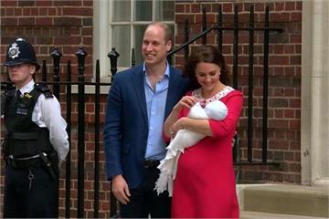 決定了!英國王室小王子名字叫「這個」