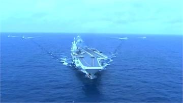中國遼寧號將逼近台灣東部海域?國防部回應:嚴密監控中