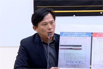 抗議勞基法被警方傳喚 時力嗆:總統違背承諾
