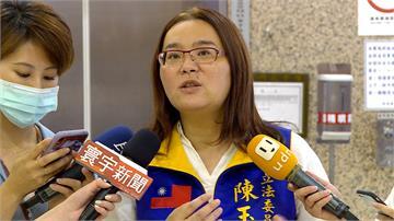 藍綠政客「論文門」學霸陳玉珍說話了