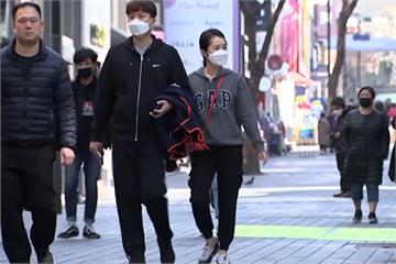 快新聞/南韓新增44人染疫 連續12天確診達到兩位數