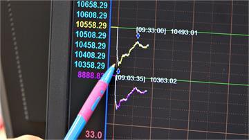 台股急跌後收斂 跌39點收在10519點