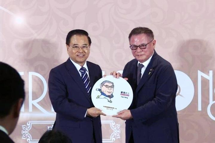 中職會長1/17改選 吳志揚可望挑戰連任