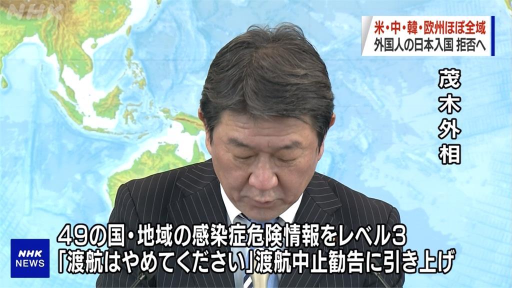 快新聞/「問題出在中國!」 日本外相:費工夫也要盡力促成台灣參與WHA