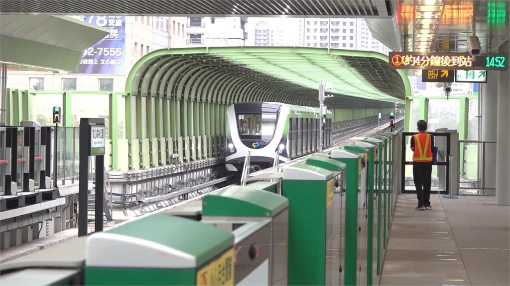 台中捷運綠線8月辦初勘!預計年底通車票價曝光