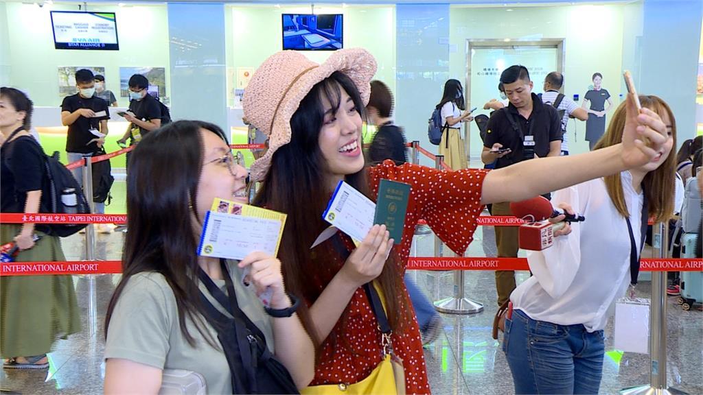 松山機場推出限量「偽出國」體驗活動!破萬人搶報名